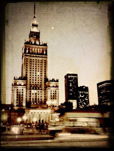 In Warszawa