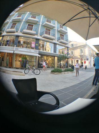 HuaweiP9Photography Italy 🇮🇹 Fish Eye Street Photography