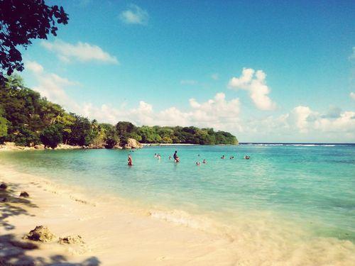 Guadeloupeislands Guadeloupe Antillais Sea And Sky Sea Good Times Sea Life