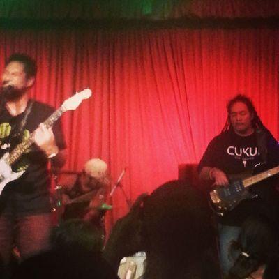 Last pic of Katchafire in Phoenix tonight Live Katchafire Concert Crescentphx arizona reggae