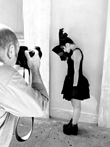 Black Lolita. First Eyeem Photo