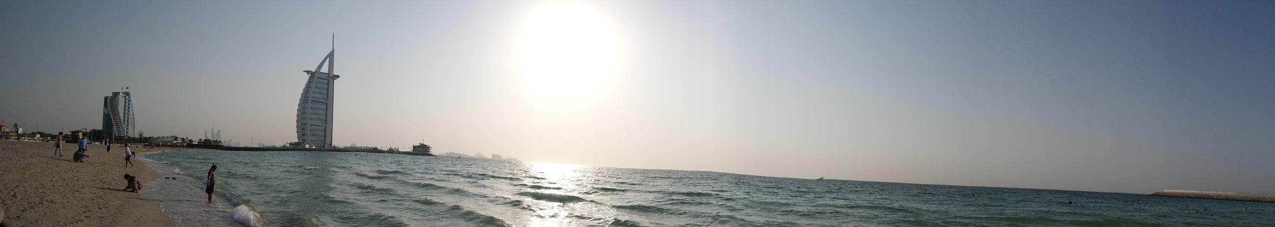 Jumera Beach Burj Al Arab
