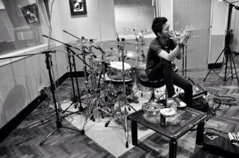 Sang Drummer