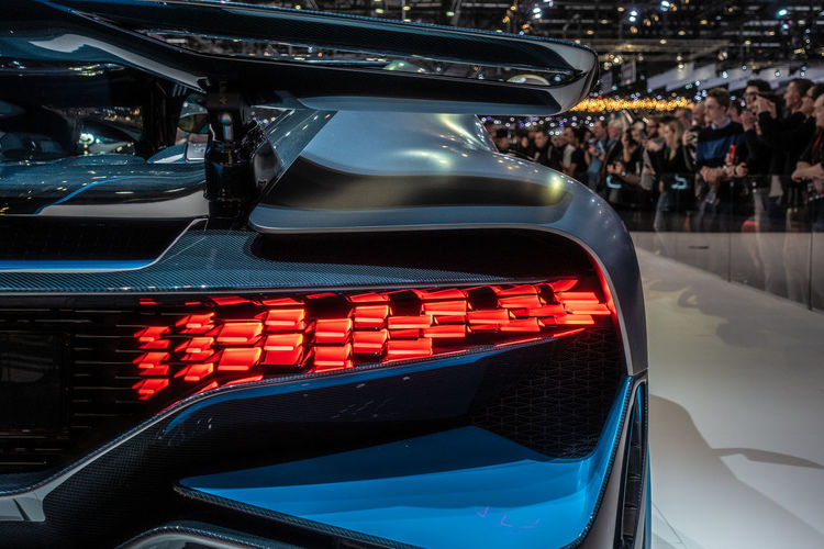Mode Of Transportation Transportation Motor Vehicle Car Bugatti Geneva GenevaInternationalMotorshow2019 Bugatti Divo Exhibition