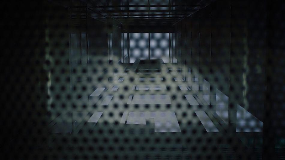 Elevated View Elevator Elevatorshot