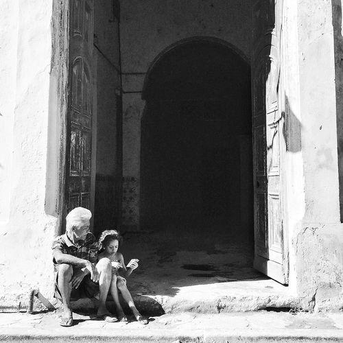 Grandchild Cuba Streetphotography Havana Mobilephotography Snapshots Of Life IPS2016People