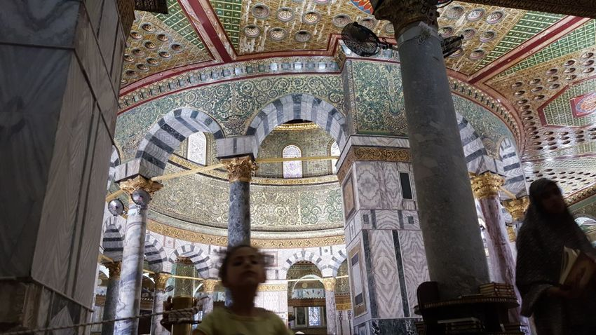 Religion Art And Craft Architecture Built Structure Alaqsamosque Palestine