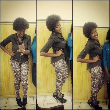Looktonight Lookforchurch Amazinggirl Americangirl love perfectgirl brown americangirl swaggirl beautiful animalprint curlyhair bodyperfect loveit cat