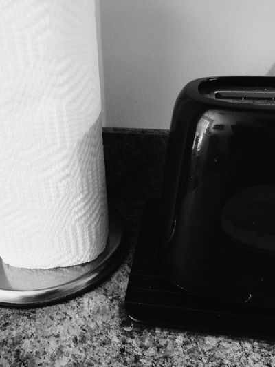 Black And White Black And White Photography Black And White Collection  Paper Towels Toaster Counter Eyem Collection EyeEm Best Shots - Black + White Eyeem Photography EyeEm Gallery Eyeem Market EyeEm EyeEm Best Shots Eye4photography  EyeEm Team Hello EyeEm Home Decor Eyeem Community Shadows & Lights Monochrome Photography Maximum Closeness Eyeem Collection