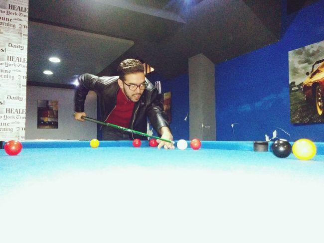 Billiard Biliardo Time That's Me Cool