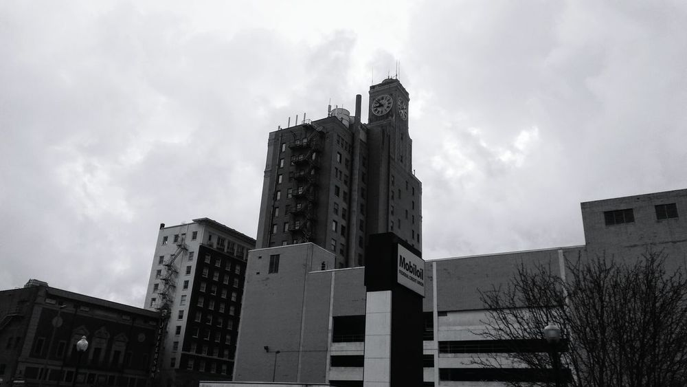 Architecture Skyscraper Built Structure Modern Sky Building Exterior City No People Tower Cloud - Sky Business Finance And Industry Low Angle View Outdoors Day Art Deco Cloudy Sky Mcgreevy Cloudy Overcast Weather Rainy Afternoon. Drery Grey Sky Gloomy Bad Weather