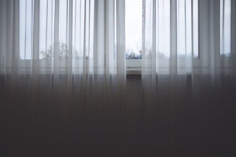 View of curtain