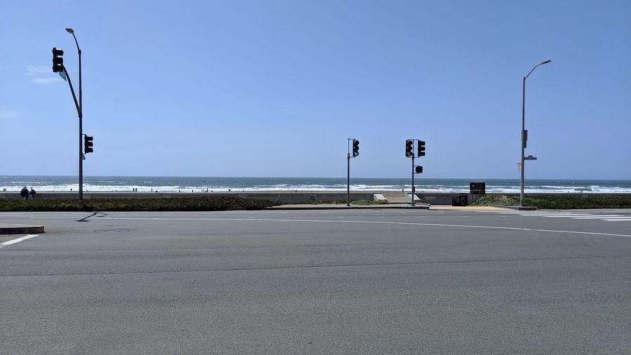 Beach life. San