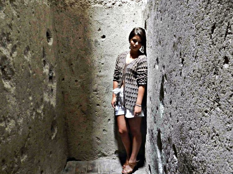 a foto of julia People Light Model Convento