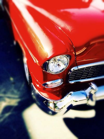 One Headlight Car Classic Car IPhoneography Hollingsworth