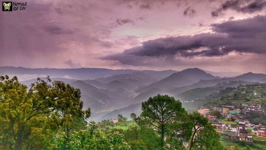 Let me know your thoughts... Mountain Tree Landscape Mountain Range Sunset Nature Cloud - Sky Sky Outdoors Beauty Scenics Beauty In Nature Forest No People Night Milky Way Galaxy Raincollection Freshness Agriculture Rainy Days☔ Photography Nature_collection Travelgrams Traveldiary2017