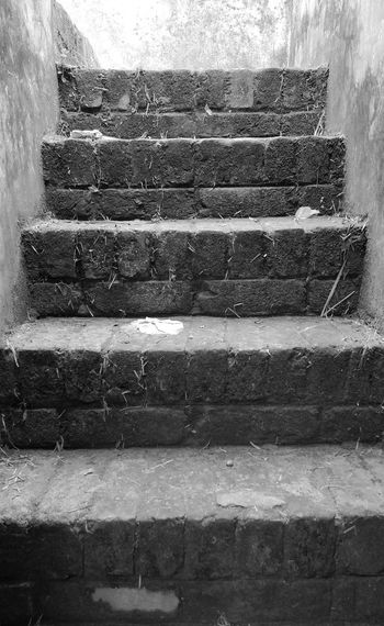 Stairs to