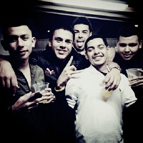 A Night To Rememember ;) #Pasisaparty #Crackin #Fadded