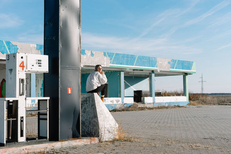 Gas Station Gas