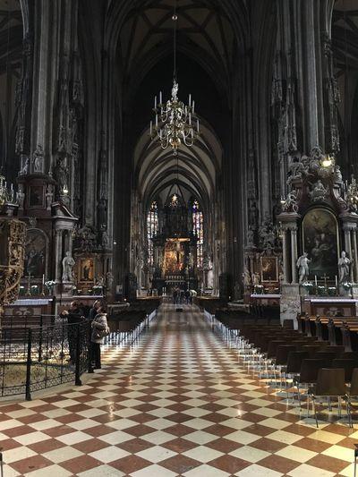 Vienna Gothic Cathedral