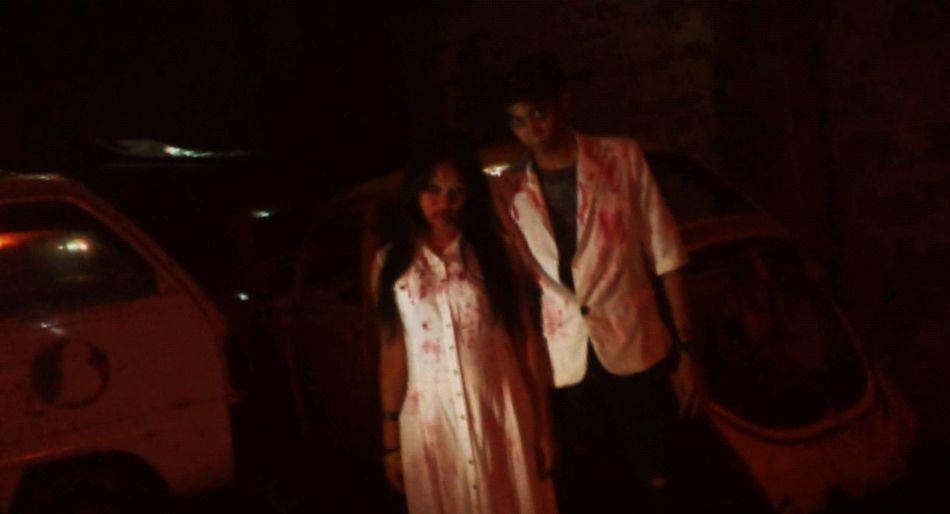 Zombie Couple <3 Ele151px Behindthescenes Nuartapp Teamba