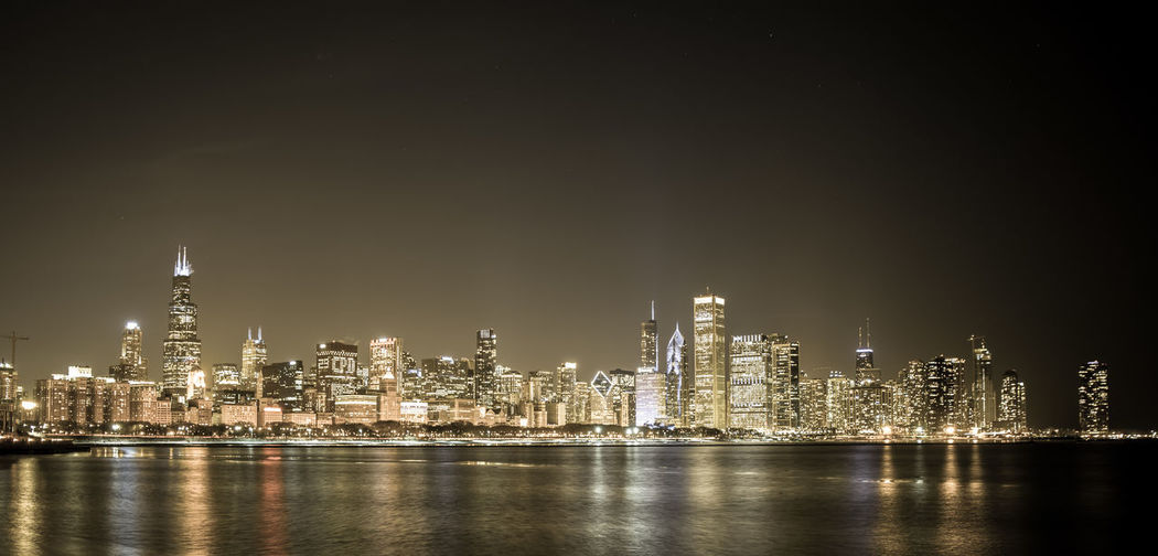 Chicago City View Chicago Chicago Skyline Chicago Architecture City Cityscape Copy Space Architecture Background Backgrounds Bradley Olson Bradleywarren Photography Building Exterior Built Structure City City Lights City View  Cityscape cityscapes Illuminated Modern Night No People Outdoors Room For Text Sky Skyscraper Tall - High Tourism Tower Travel Destinations Urban Skyline Water Waterfront Colour Your Horizn