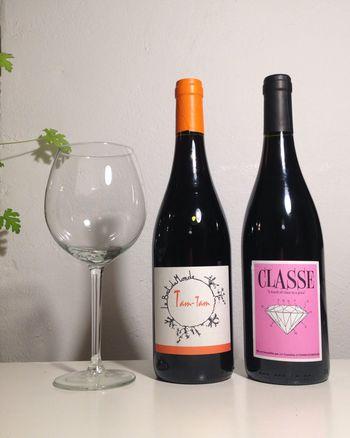 Natural Wine Wine Wine Bottles