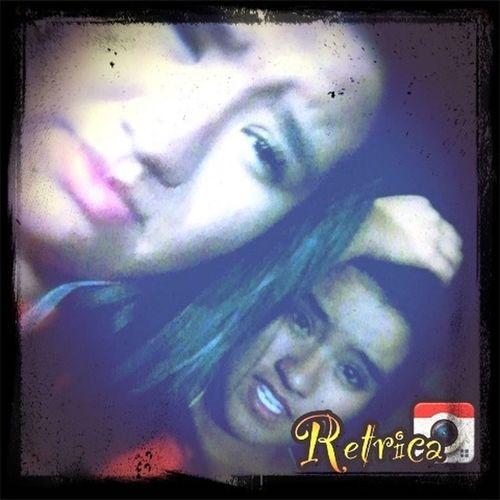 Con mi sister..!:)<3 la quiero mucho ah esa changa.!:)