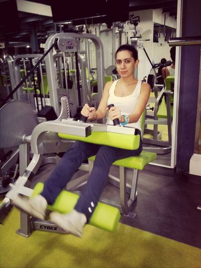 Gym Workout  Fitness Training