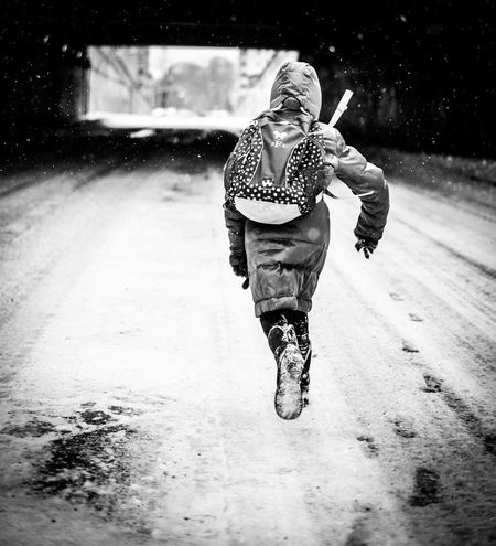 Photographer Photooftheday Photography Full Length One Person Real People Childhood Day Outdoors Shades Of Winter
