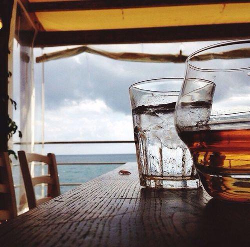 Lagavulin Lagavulin16 Italy Sea Whiskyporn Drink Drinking Glass