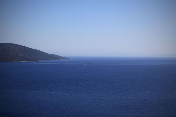 Distant Greece Kefalonia Kefalonia_Greece Outdoors Sea And Sky Sea Background Sea_collection Sea Scape Tranquil Scene Water