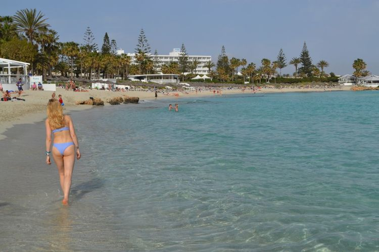 Life is a beach Beach Ayianapa Gurl
