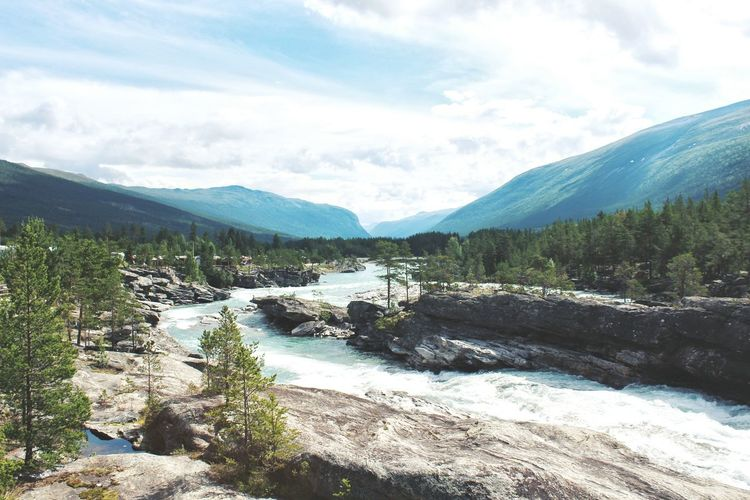Norway Mountains Landscape Canon600D 50mm Summer Glorydays