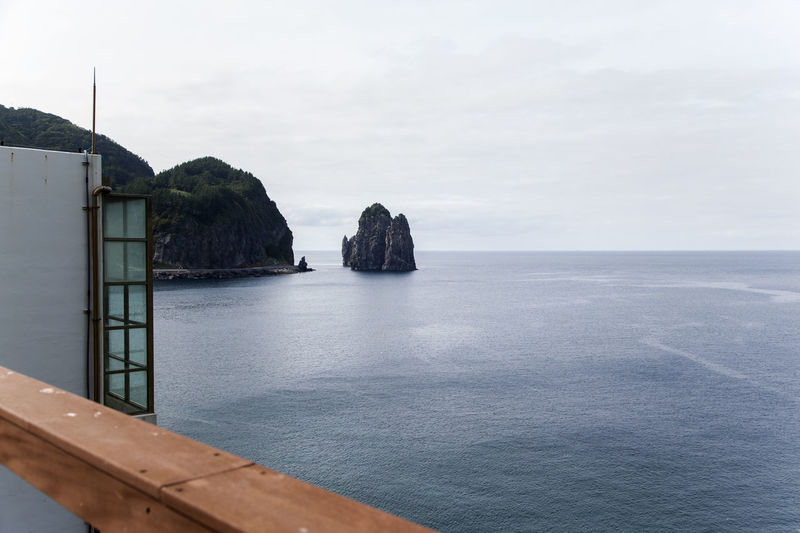 Ulleungdo is the most mysterious island. It is located at East Sea of South Korea. I have been there for 13 days for photo travel. Beauty In Nature Cliff Cloud - Sky Coast Day Gwaneumdo Headland Horizon Over Water Nature No People Non-urban Scene Ocean Outdoors Scenics Sea Seaside Sky Tourism Tranquil Scene Tranquility Ulleungdo Water Waterfront
