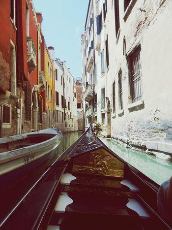 Gondola ride 😀