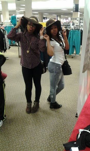 Me & My Cousin (: