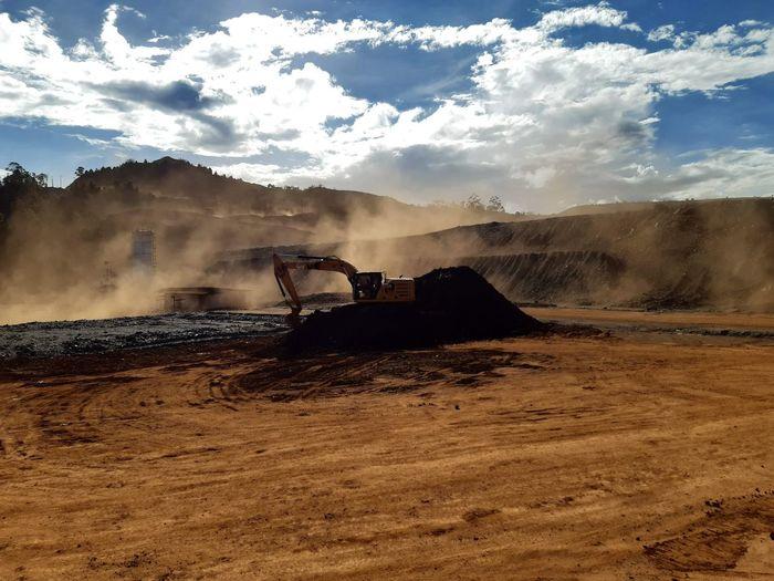 Mining of sulawesi