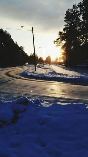| Cold winter