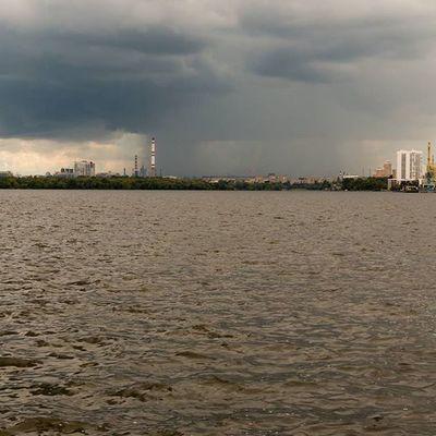 Москварека , Москва , порт