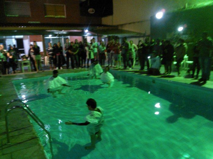 Batismo No Ctf