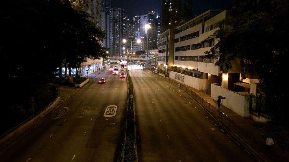 Night New Town Urban Photography Vehicles Cars City Street City Life Road Cityscape Eyeemphoto EyeEm Gallery Tsuen Wan