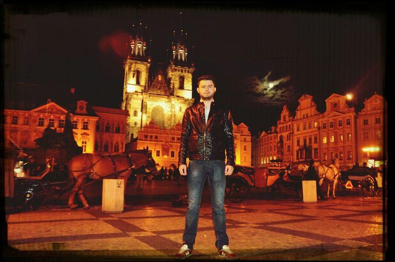 Czech Republic Prague Gececekimi Gece