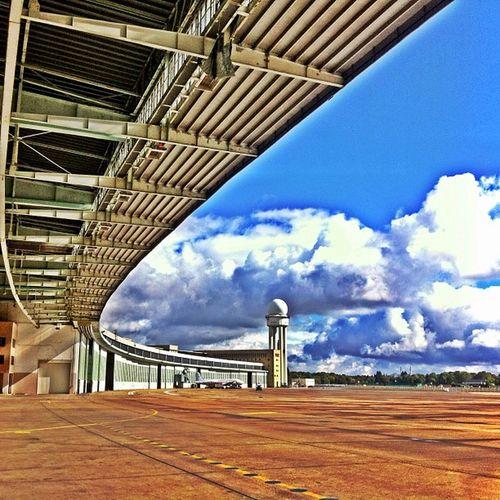 #motivtour Berlin Airport Tempelhof Motivtour