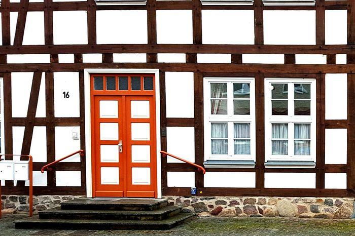 Red Door The Red Door