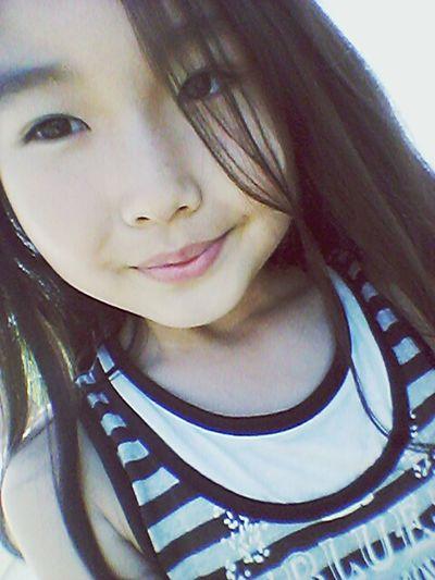 Selfie Love ♥ Littlegirl Happy Smile Spring-summer Eyes