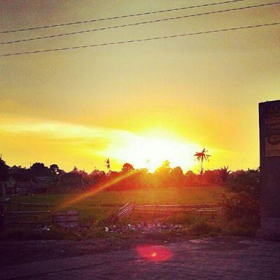 Sun of 2013 Sunrise 2013 Morning Skymadness HDR Instanesia Photooftheday Instanusantara Bali INDONESIA LangitBaliPhotowork