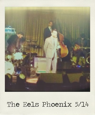 The Eels tour 2014 opening night Phoenix, Arizona AWESOME! Theartofiphoneography Live Music Phoenix The Eels