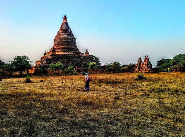 Temple hopping Myanmar Bagan Architecture Temple Adventures EyeAmNewHere EyeEmNewHere