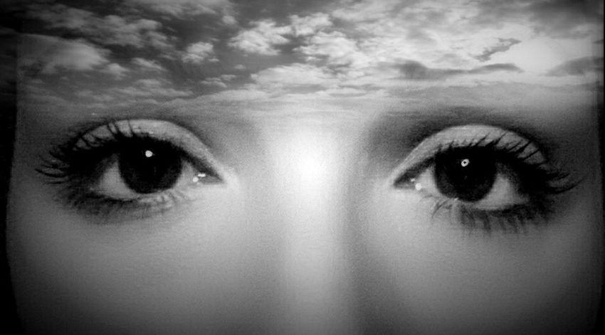 Bnw_friday_eyeemchallenge In Your Eyes... Monochrome The Five Senses B&W Portrait Black & White Self Portrait The New Self-Portrait Anti Selfie The Portraitist - 2015 EyeEm Awards
